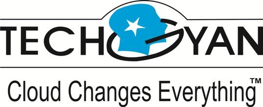 Logo | TechGyan - Cloud Changes Everything